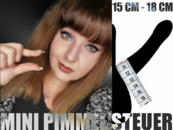Mini-Pimmelsteuer! 15 CM - 18 CM